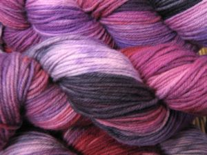 Superwash 10 - Purple Serendipity