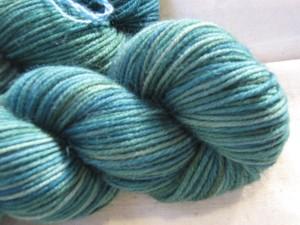 Merino dk premium new greens and blues
