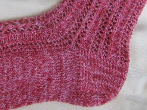 Feb Tofutsies Sock Instep