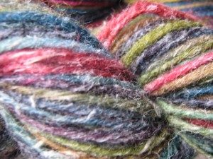 Wool with Hemp in Sherwood Forest